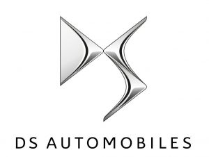 Big image of the DS Automobiles logo.