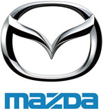 Image of the Mazda logo.