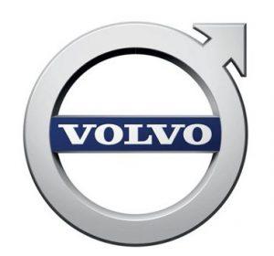 Image of the Volvo logo.