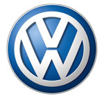 Image of the Volkswagen logo.