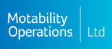 Small image of Motability Operations logo.