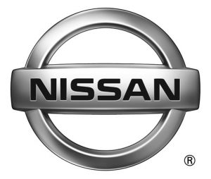 Image of the Nissan logo.