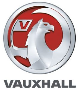 Image of the Vauxhall logo.