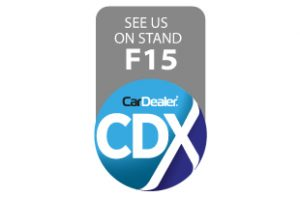 Small image of stand F15 CDX icon.