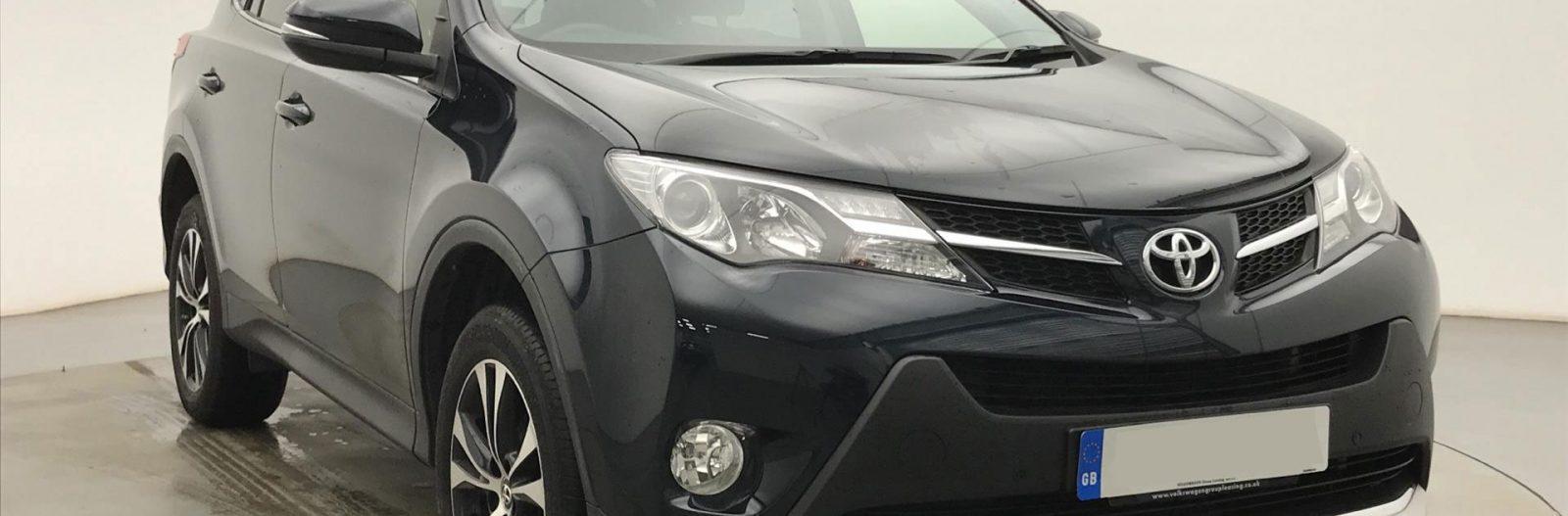 Toyota Rav 4 – Front