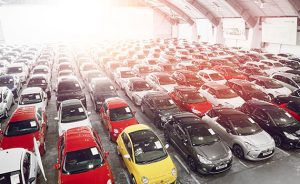 Big image of a group of cars.