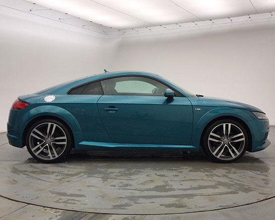 Image of a Audi-TT