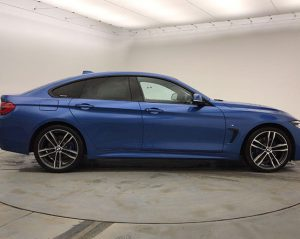 Image of a BMW 4 Series