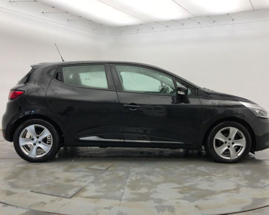 Image of a Renault Clio