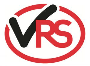 Image of VRS logo.