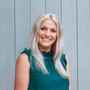 Profile image of Vicky Gardner.