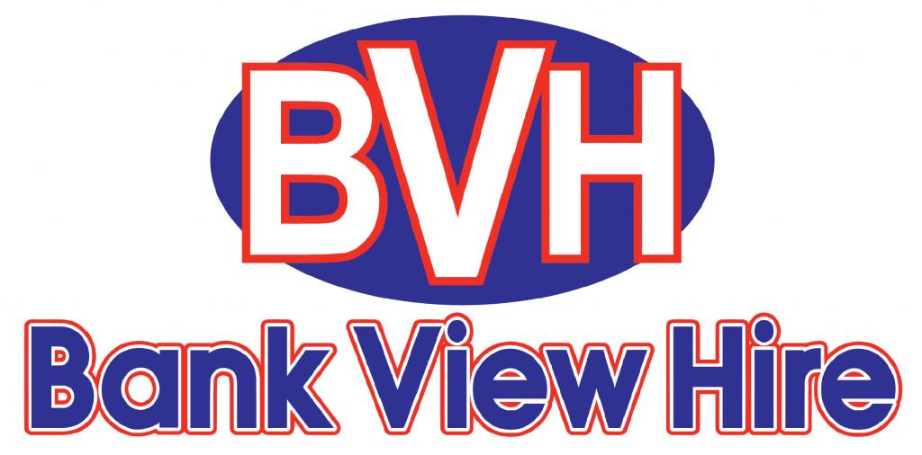 Bank View Hire Logo