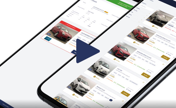 Say hello to a better way to buy used vehicles online