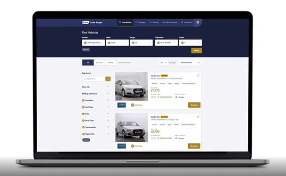Find the vehicles you need quicker than ever before with advanced vehicle filtering